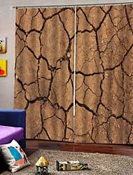 abordables -Web célébrité style uv impression rideaux en tissu isolation thermique écrans solaires épaissie rideaux complets pour salon étanche rideaux de douche étanche