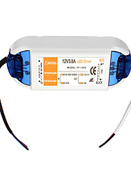 cheap -AC90-240V To DC12V 42W Power Supply LED Driver Lighting Transformer Switch for LED Strip Lights