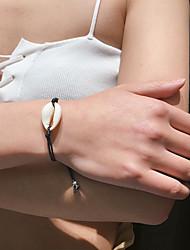 cheap -Women's Bracelet Braided Precious Trendy Fashion Alloy Bracelet Jewelry White For Gift Daily School Holiday Work