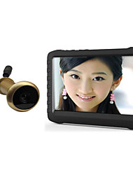 cheap -Factory OEM Wireless 5 inch Hands-free One to One video doorphone