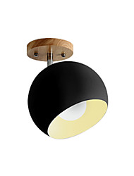 cheap -Ceiling Lamp Nordic Simple Ceiling Light Fixtures Globe Iron Shade Macaron Deco Light Ceiling Mount for Corridor Kids Room Girls Room