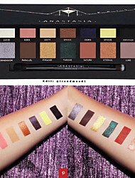 cheap -14 Colors Eyeshadow Eyeshadow Palette Matte Shimmer Cosmetic General use EyeShadow Easy to Carry Women lasting Long Lasting Girlfriend Gift Casual / Daily Daily Makeup Party Makeup Cosmetic Gift