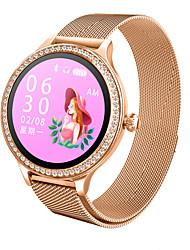 cheap -M8 Women's Watch Smart Watch IP68 Waterproof Lady Smart Heart Rate Monitor Fitness Tracker Health Bracelet