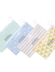 cheap -Pencil Cases Random Colors / Blue / Green, PVC (Polyvinylchlorid) Pouches / Universal Organization 1pc