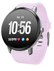 cheap -Imosi V11 Smart watch IP67 waterproof Tempered glass Activity Fitness tracker Heart rate monitor BRIM Men women smartwatch