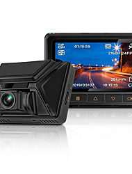 cheap -Junsun S390 Dashcam 4K 2880*2160P Ultra HD Night Vision Sony IMX335 Built in GPS WiFi Car DVR Camera Dashcam Video Recorder