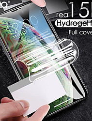 cheap -Screen Protector for Apple TPU Hydrogel Front Screen Protector Explosion Proof