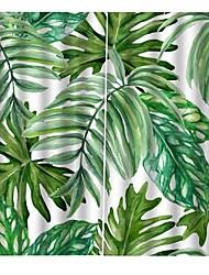 Недорогие -европейский стиль многофункциональные утолщенные шторы из чистого полиэстера теплоизоляция солнцезащитный крем светозащитный водонепроницаемый занавески для ванной офис студия звукоизоляционные шторы