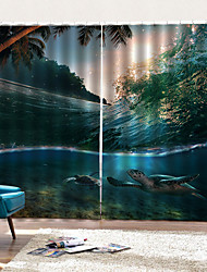 cheap -Promotion High Definition 3D Art Print Waterproof Window Curtain High Quality Antiwrinkle Bedroom Multipurpose Shower Curtain