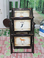 cheap -Modern Contemporary Special Material Painted Finishes Picture Frames, 1pc