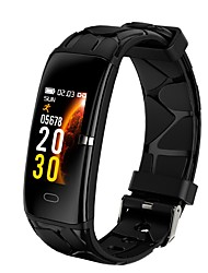 cheap -E58 Sports bracelet heart rate blood pressure smart watch fitness tracker smart wristband Pk xiaomi mi band 4 Pk Honor band 4