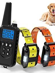 cheap -Dog Bark Collar Dog Training Collars Anti Bark Training Solid Colored Plastic & Metal Corgi Beagle Shiba Inu Pug Bichon Frise Pekingese Black