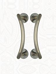 cheap -SY-107 Door Levers Mechanical key Zinc Alloy
