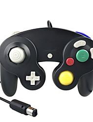 Недорогие -Высокое качество проводной игровой контроллер геймпад джойстик forngc nintendo gc игровой куб для платины быстрый корабль