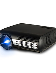 cheap -M2  LED projector 6500 Lumens 4K 2K FULL HD Android 6.0 Support Wireless screen interaction 100 inch Screen