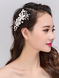 cheap -Women's Fashion Cute Elegant Rhinestone Alloy Wedding Party Festival - Solid Colored