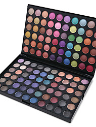 cheap -120 Colors Eyeshadow EyeShadow Outdoor Pro Easy to Use Ultra Light (UL) Professional Daily Makeup Cosmetic Gift