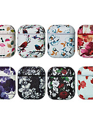 cheap -Case For AirPods Water / Dirt / Shock Proof / Embossed Headphone Case Hard