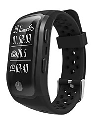 cheap -S908 Smart Watch Waterproof IP68 Heart Rate Monitor Sedentary Reminder Smart Sport Band GPS Smartband Connect IOS Android