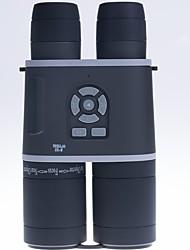 Недорогие -LITBest 8-32 X 52 mm Бинокль ЖК дисплей Компас Ночное видение Полное многослойное покрытие K9 Отдых и Туризм На открытом воздухе Охота и рыболовство кремнийорганическая резина Спектралайт ABS + PC