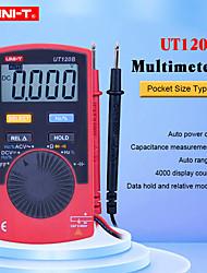 Недорогие -uni-t ut120b цифровой мультиметр портативный цифровой дисплей мини-дизайн для проверки автомобилей