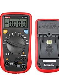 cheap -UNI-T UT136A Modern Digital Multimeters Auto Range Continuity Buzzer Capacitance Ohm Tester Duty Cycle Diode