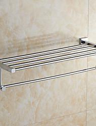 cheap -Towel Bar New Design Modern Brass 1pc - Bathroom Single Wall Mounted