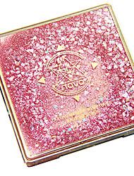 Недорогие -12 цветов Тени Матовое стекло Тени для век Pro Прост в применении Офис Повседневный макияж косметический Подарок