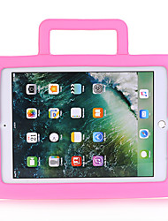 cheap -Case For Apple iPad Air / iPad (2018) / iPad Air 2 Child Safe Back Cover Solid Colored / 3D Cartoon EVA / iPad (2017)