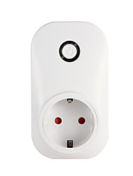 cheap -Smart Socket Wifi Mobile Phone Switch Timing Plug Voice Control Socket Wi-Fi Smart Plug with Energy Monitoring EU/UK/US