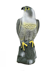 cheap -Simulate Eagle Shape Decoy Hanging Lifelike Predator Scarecrow Diverter for Birds Mice Rodents