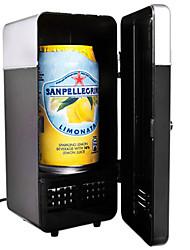 Недорогие -USB автомобильный портативный мини-USB-холодильник двойного назначения дома общежитие DC 5 В автомобиль офис холодильник компьютера охладитель вина