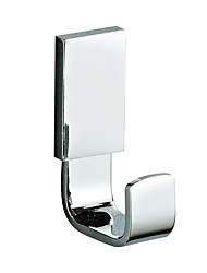 cheap -Robe Hook New Design Contemporary / Modern Brass 1pc - Bathroom / Hotel bath Wall Mounted