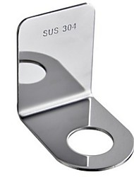 cheap -Toothbrush Holder Creative Modern Stainless Steel / Iron 1pc - Bathroom Wall Mounted