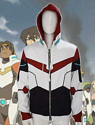 cheap -Inspired by Beast King GoLion Cosplay Hoodie Poly / Cotton 3D Zipper For Men's / Women's