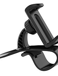 Недорогие -автомобильный GPS-навигатор приборной панели телефона держатель для универсального мобильного телефона клип сложить автомобильный телефон держатель подставка для iphone samsung