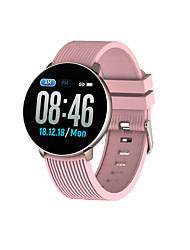 Недорогие -kimlink lv18 мужчины женщины smartwatch android ios bluetooth информационное сообщение управление анти-потерянное отслеживание расстояния запись упражнений хронограф напоминание об активности