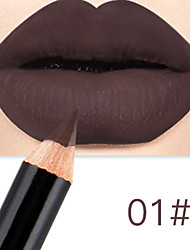 abordables -12 pcs 12 couleurs Maquillage Quotidien Kits / Facile à transporter / Lèvres Mat Portable / Longue Durée contemporain / Mode Maquillage Cosmétique Quotidien / Rendez-vous / Plein Air Accessoires de
