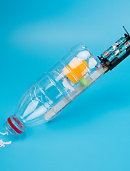 Недорогие -Игрушки для изучения и экспериментов Обучающая игрушка Игрушки Цилиндрическая Экологичные Своими руками Электрический Мальчики Девочки