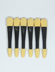 cheap -Professional Makeup Brushes 6pcs Soft New Design Comfy Wooden / Plastic for Eyeshadow Brush