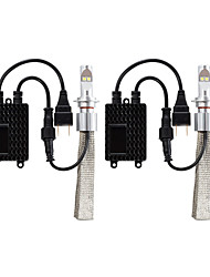 cheap -LITBest Motorcycle / Car Light Bulbs 35 W LED Light Accessories For universal All years