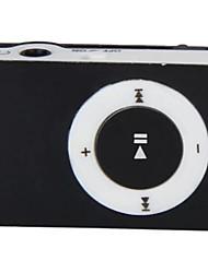abordables -nouveau grand promotion miroir portable lecteur mp3 mini clip lecteur mp3 étanche sport mp3 lecteur de musique walkman lettore mp3