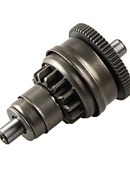 cheap -Starter Motor Clutch Gear Bendix GY6 49cc 50cc 139QMB Scooter Moped ATV M CT13