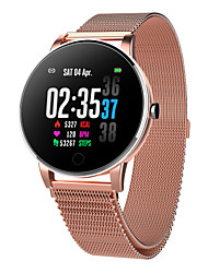 cheap -Y9 Stainless Steel Smartwatch Support Notify/ Blood Pressure Measurement/ Calories Burned Sports Smart watch for Samsung/ Iphone/ Android Phones