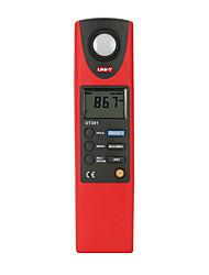 Недорогие -uni-t ut381 профессиональный цифровой люминометр счетчик люксметр 1999 дата удержание авто диапазон измерения освещенности lcd экспонометр