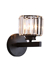 cheap -K9 Crystal Wall Sconce New Design Modern Contemporary Flush Mount wall Lights Indoor / Living Room Metal Wall Light
