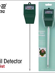 cheap -RZ Soil Moisture Meter Humidity Hygrometer Measure PH Meter Soil Moisture Monitor Gardening Plant Farming Light Sunlight Tester