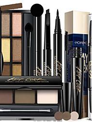 Недорогие -Инструменты для макияжа Сухие Натуральный Нормальная На каждый день На каждый день Отпуск