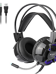 cheap -K-1000 Gaming Headset Wired Gaming Stereo with Microphone