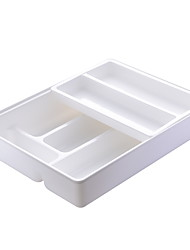 cheap -High Quality with Plastics Storage Boxes Cooking Utensils Kitchen Storage 1 pcs